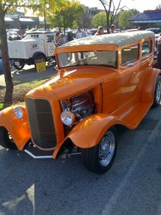 Hot rod of my dreams... <3