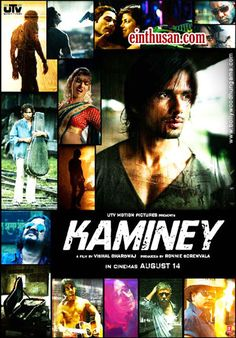 Kaminey Hindi Movie Online - Shahid Kapoor, Priyanka Chopra and Amole Gupte. Directed by Vishal Bhardwaj. Music by Vishal Bhardwaj. 2009 Kaminey Hindi Movie Online.