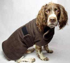 Dog Drying Coat Towel | Microfibre Towelling