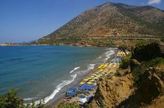 Plage de Bali #crete #grece #travel