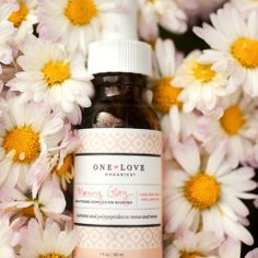 Perfect morning pick-me-up for brightening your skin instantly...Morning Glory Serum from One Love Organics   Lonny.com