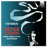 nice JAZZ – Album – $9.49 – Henry Mancini: Music for Peter Gunn