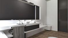 Projeto Rubi Bathroom Lighting, Mirror, House, Furniture, Home Decor, Portugal, Minimalist Garden, House Entrance, Modern Family