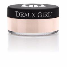 Deaux Girl Mineral Powder in Natural Glow  - Scent Eliminating Cosmetics, Body…