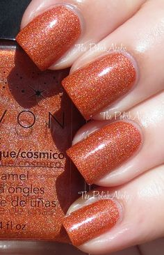 Avon Cosmic Collection Swatches