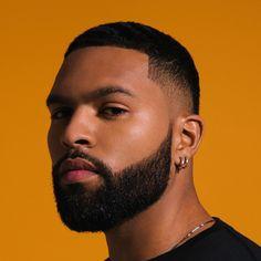 beard black men