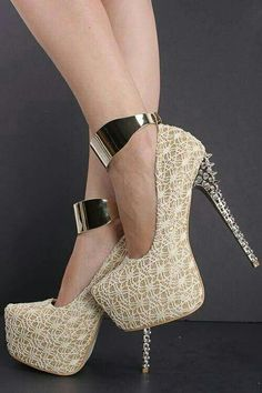 shoes, high heels, and pumps image