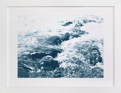 Mountain Stream by Karen Kaul at minted.com