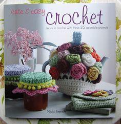 """Libro: """"cute & easy Crochet""""..."""