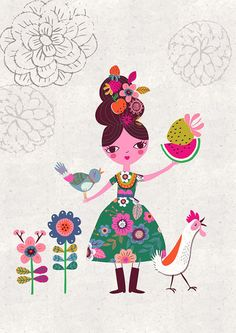 love print studio blog: Etsy shop finds...a chat with Rebecca Jones!