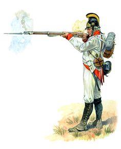 fusilero austríaco fizylier-austriacki by Marek Szyszko