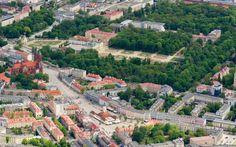 Białystok z lotu ptaka. Poland, River, Outdoor, Outdoors, Outdoor Games, The Great Outdoors, Rivers