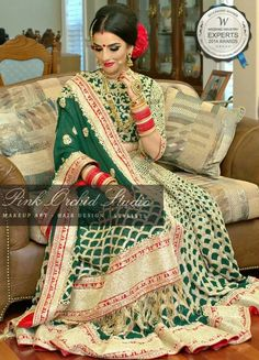 649b879f5d3 shabnam, : Photo Asian Wedding Dress, Pink Orchids, Desi Wedding, Beautiful  Bride