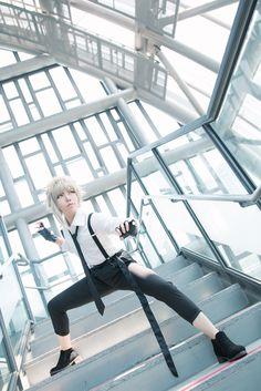 Atsushi Nakajima - lany wang(有樂) Atsushi Nakajima Cosplay Photo - Cure WorldCosplay