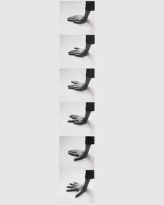Àngels Ribé  Six Possibilities of Occupying a Given Space', 1975