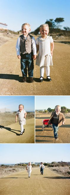 A classy twin portrait session! #baby #photography