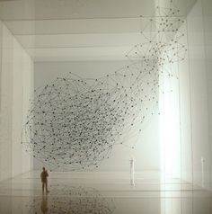 Installation by Anna Hepler