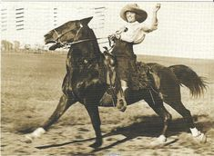 History of the Cowgirl – Famous Cowgirls of the Old West – Cowgirl . Cowgirl And Horse, Vintage Cowgirl, Vintage Horse, Cowboy And Cowgirl, Cowgirl Baby, Vintage Ladies, Vintage Photographs, Vintage Photos, Vintage Prints