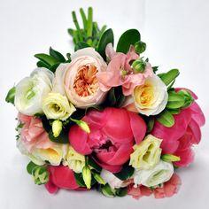 Wedding Bouquet. Photo by Tori Lindo