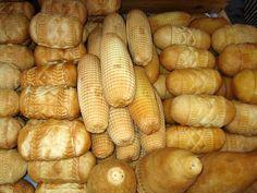 Zakopane - Poland 09-2007 I remember this sheep smoke cheese, delicious, can't wait to visit Poland again!