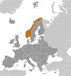 Norway location