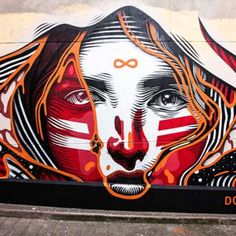 Inside Out – The street art of Dourone