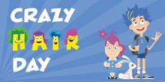 Crazy Hair Day for Cystic Fibrosis Christian College, Christian School, Learning Centers, Early Learning, Saint Joseph School, After School Care, Early Childhood Centre, Family Day Care, Primary School Teacher