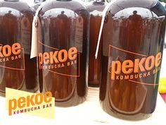 Pekoe Kombucha Bar