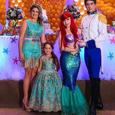 Lindassss @emanuellamg09 e sua princesa Maria Tereza vestem Cecília Cavalcante!!! Vestidos personalizados e sob medida!!! Enviamos para todo Brasil e exterior!!! Contato somente pelo tel ou whatsapp (84)98703-8006