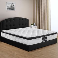 Intending to please your queen and also a queen bed, we offer luxurious comfort with our queen mattress. Design a queen size prominent bed with our elegant queen mattress. Huge stock of queen size… Pillow Top Mattress, Queen Mattress, Best Mattress, Queen Size Bedding, Foam Mattress, King Single Bed, Mattress Springs, Dust Mites, Bed Sizes