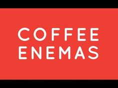 Coffee enemas have been used as a healing remedy for the last 100 years. They are particularly well known as part of the cancer treatment protocol with Gerson Therapy. Look for the gerson documentaries on netflix!