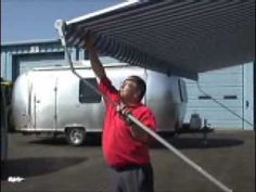 Zip Dee Patio Awning Operating Instructions For Airstream Patio Awning Airstream Camper Life