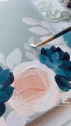 Art Painting Gallery, Hand Painting Art, Diy Painting, Small Canvas Art, Mini Canvas Art, Mini Tela, Watercolor Art Lessons, Bible Art, Gouache