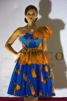 Slaying is a hobby for every beautiful fashionista, especially when you're about to slay in these Latest Ankara Styles For Ladies That Slay. Africa Fashion, African Inspired Fashion, Latest African Fashion Dresses, African Dresses For Women, African Print Fashion, African Attire, African Wear, African Prints, African Women