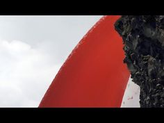 Video: Lava Waterfall Dramatically Pouring Into The Pacific In Hawaii: SFist
