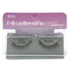 Ardell Natural Demi Wispies  - Color Brown - Strip Natural Style Eyelashes