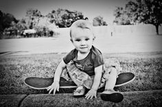 skater baby, baby photography