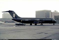 McDonnell Douglas DC-9-32, KLAX, 1971