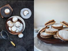meet in your kitchen | London: Clair Ptak's Pecan Caramel Sandwich Cookies