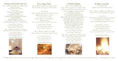 Depliant, per alberghi ed attività in genere. http://fiumanalorenzo.blogspot.it