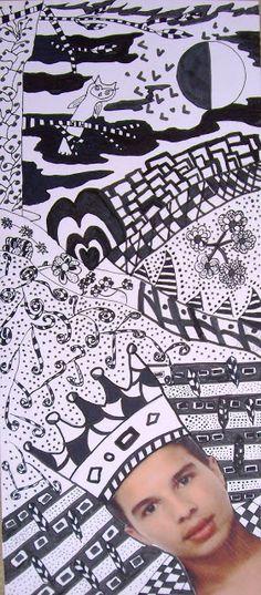 Los alumnos de 4º ya habéis terminado los trabajos sobre la forma. Aquí podéis ver los de los dos grupos. Lo peor, los que no habéis traí... Painting Lessons, Art Lessons, Painting & Drawing, Violin Art, 7th Grade Art, Jr Art, Young Art, Magazine Crafts, Gelli Printing