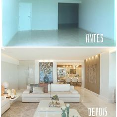 Home Decoration For Anniversary Key: 3372873320 Living Room Mirrors, Living Room Decor, Home Staging, Style At Home, H Design, House Design, Small Apartments, Small Spaces, Living Pequeños