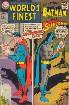 World's Finest Comics #171