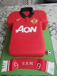 Image result for man utd cakes