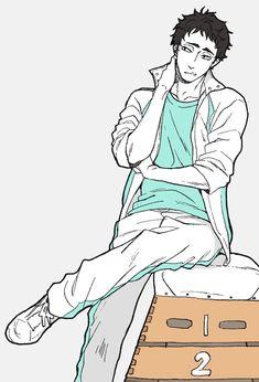 HQ!! правда-151 — Замдежурного — @дневники: асоциальная сеть Haikyuu Ships, Haikyuu Fanart, Haikyuu Anime, Iwaoi, Kuroken, Manga Art, Manga Anime, Matsukawa Issei, Shimizu Kiyoko