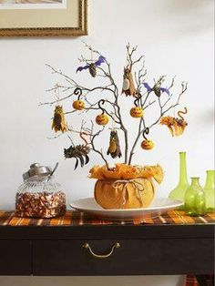 Halloween Samhain craft inspiration pagan Wiccan
