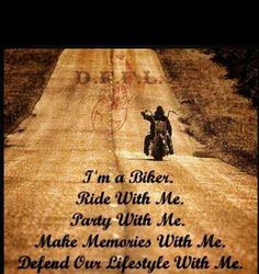 Did you really think that I was going to quit at You must not know me very well. Here are: 150 more Biker Quotes Next Page –> Shared by Motorcycle Fairings - Motocc Bike Quotes, Motorcycle Quotes, Motorcycle Art, Motorcycle Posters, Motorcycle Travel, Motocross Quotes, Futuristic Motorcycle, Women Motorcycle, Bike Art