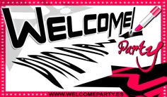 Welcome Party - www.welcomeparty.es