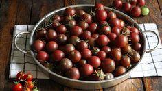 Oven Roasted Cherry Tomato Paste
