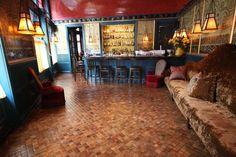 Wood mosaic wood floor by aifloors.com Wood Parquet, Wood Flooring, Floors, Wood Mosaic, Herringbone, Home Decor, Home Tiles, Flats, Decoration Home